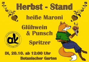 Herbst Stand